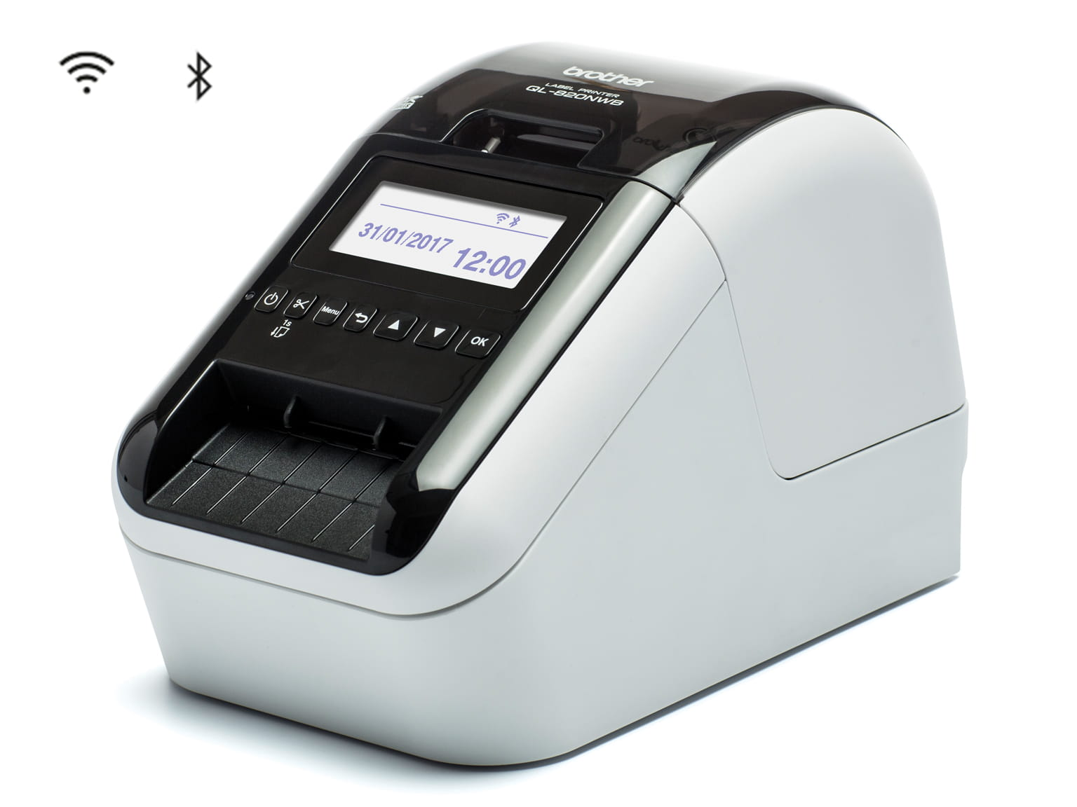 QL-820NWB Brother Label Printer