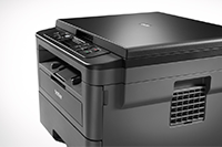 Brother DCPL2510D alt-i-ett printer