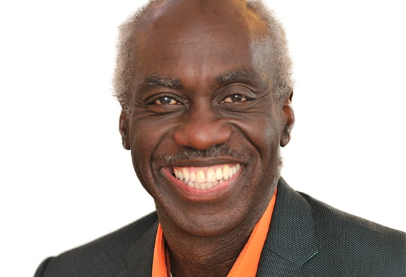 Eddie Obeng organisasjonsteoretiker, bedriftsøkonom og forfatter