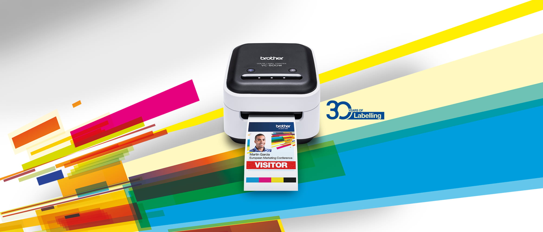 VC500W etikettskriver