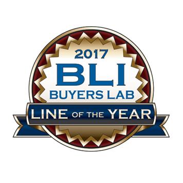 BLI Line of the Year 2017 - logo