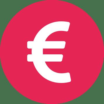 Ikon for kostnadsbesparende