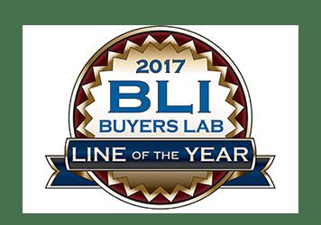 BLI Line of the Year 2017 utmerkelse logo