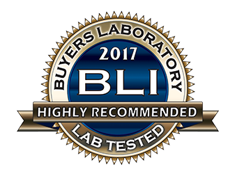 BLI Highly Recommended Award 2017 logo