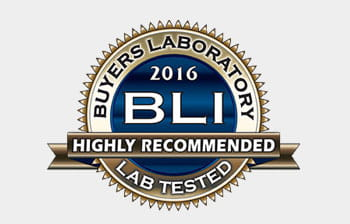 BLI Highly recommended 2016 logo