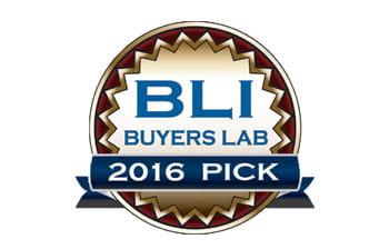 BLI Buyers lab 2016 Pick logo