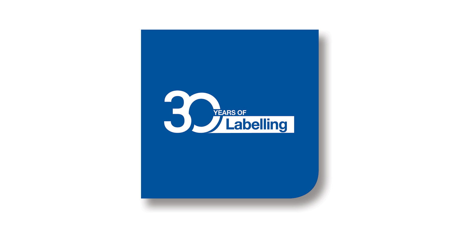 30 års logo