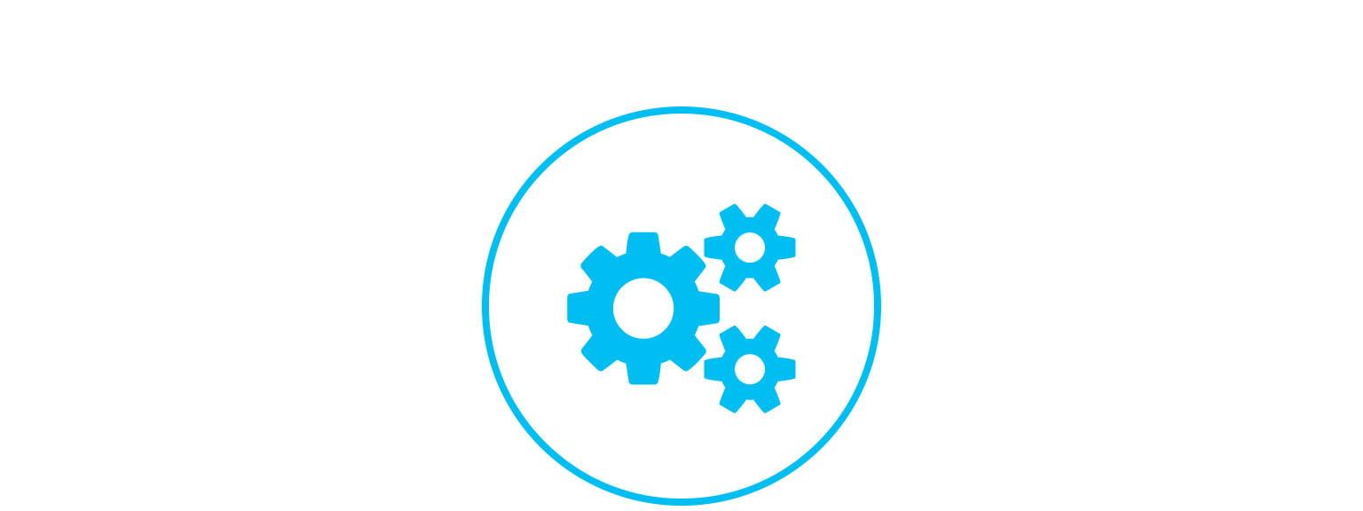 ikon for innstillinger