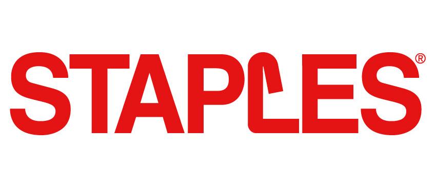 Staples logo lenket til staplesshop