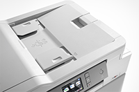MFC-J1300DW-automatisk dokumentmater