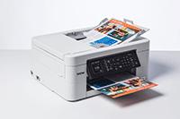 Brother MFCJ497DW med print, kopi, skann og faks