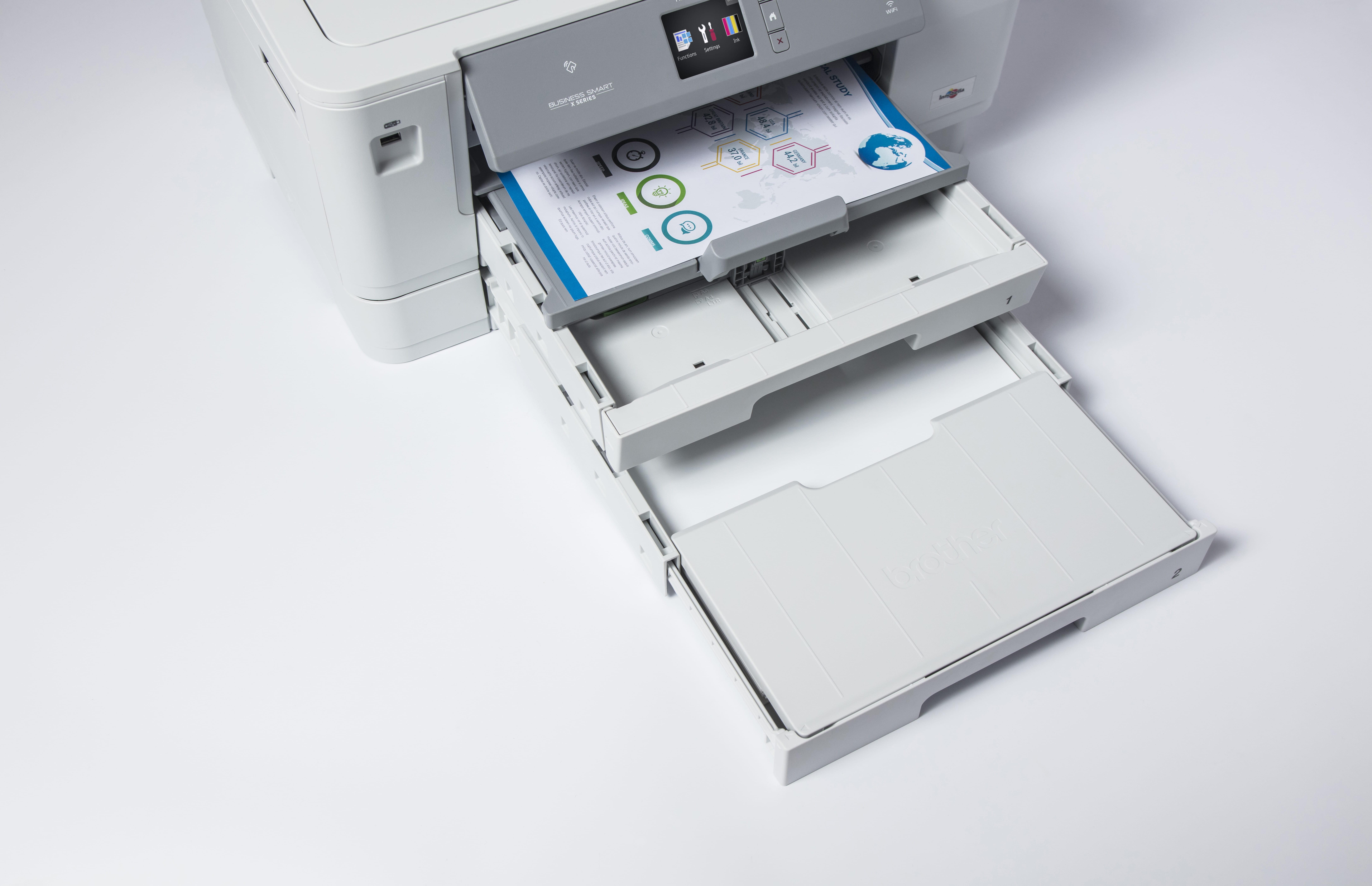 Brother HL J6000DW blekkskriver med to papirmagasin