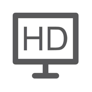 HDMI eller HDSDI plug and play tilkobling