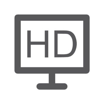 HDMI eller HDSDI plug and play tilkobling