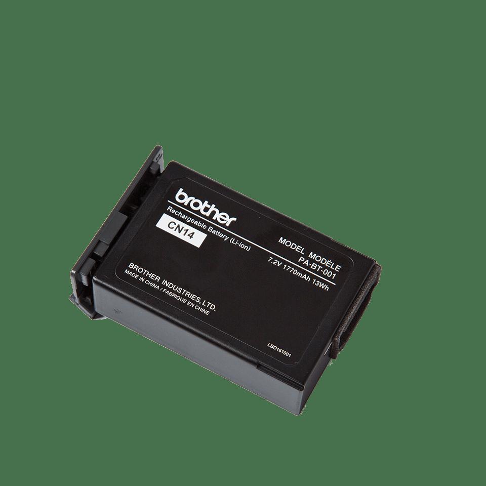 Brother original PABT001A oppladbart Li-ion batteri