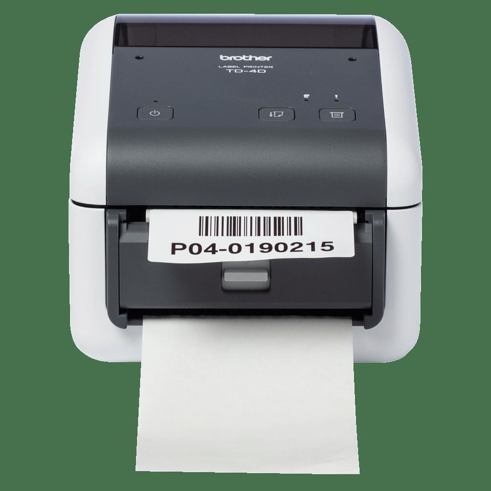 Brother original PALP002 etikettavtager 2