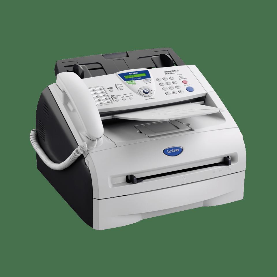 FAX-2920 5