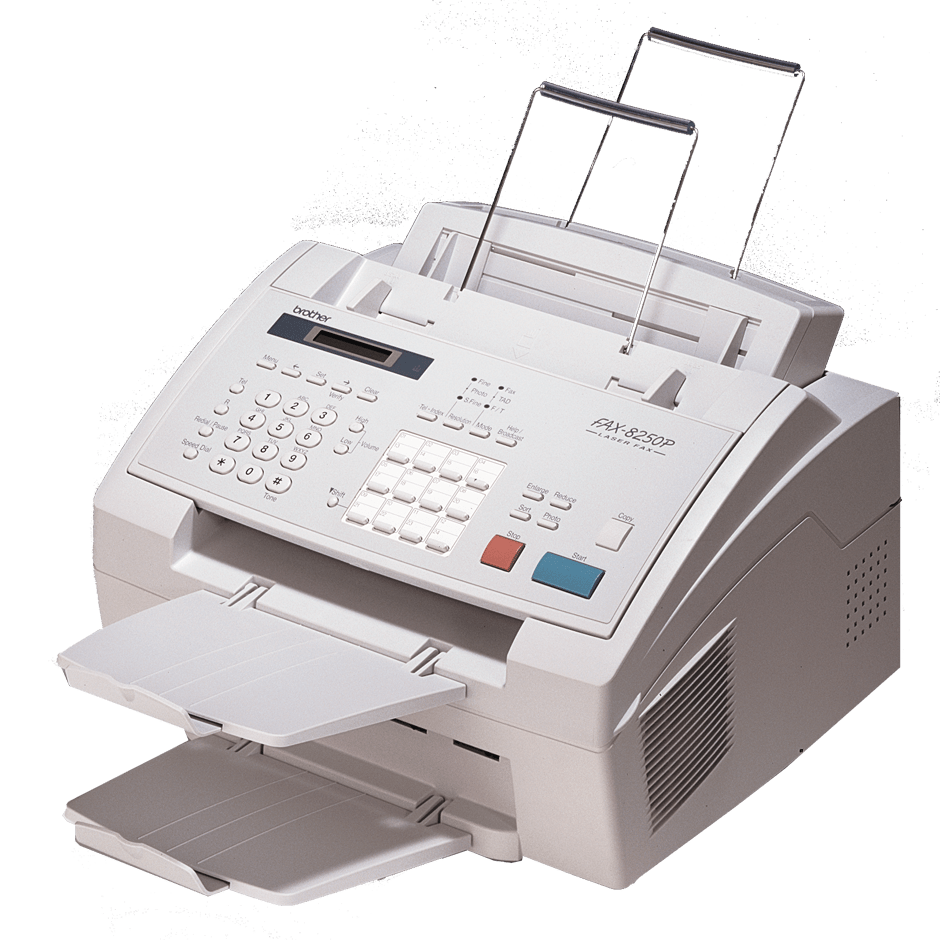 Brother FAX8250P laserfaks