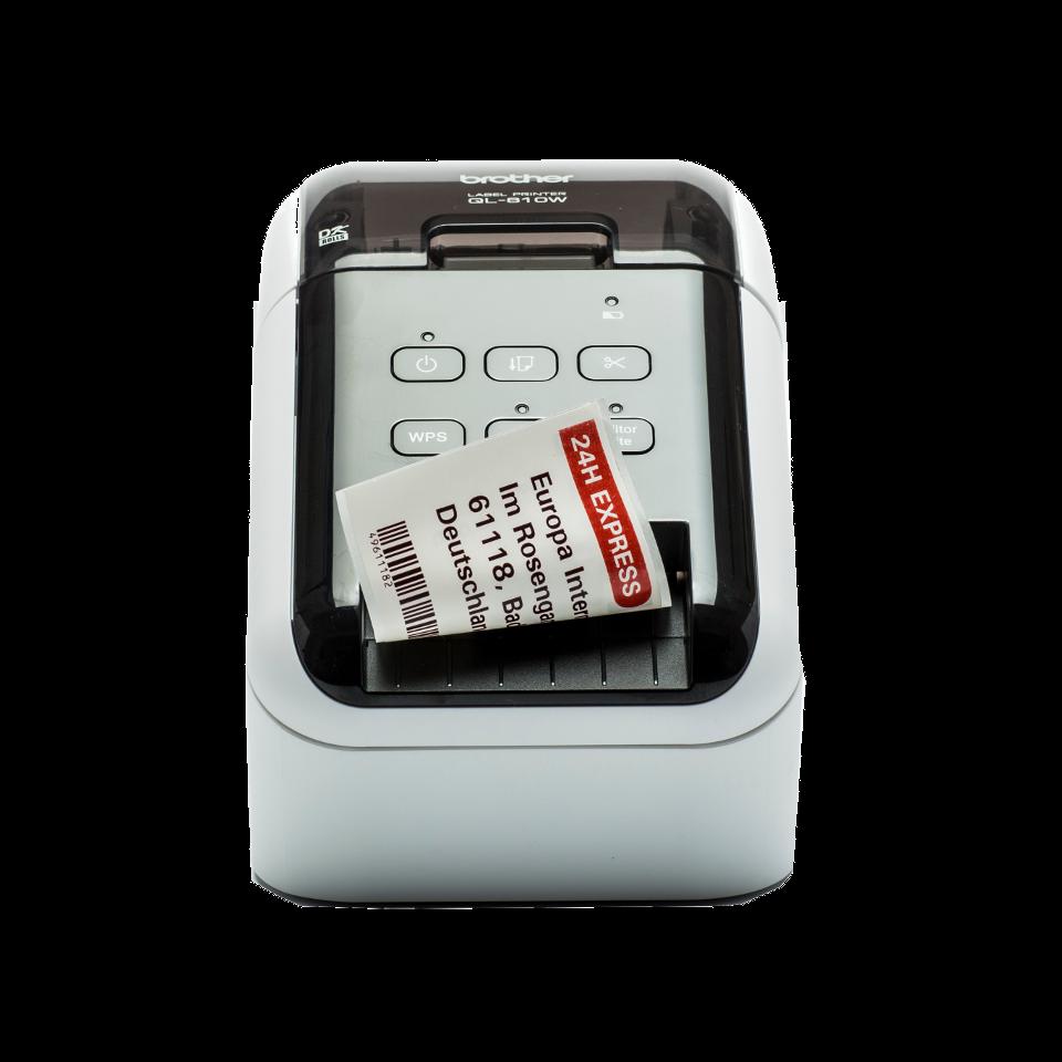 Brother QL810W trådløs etikettskriver 4
