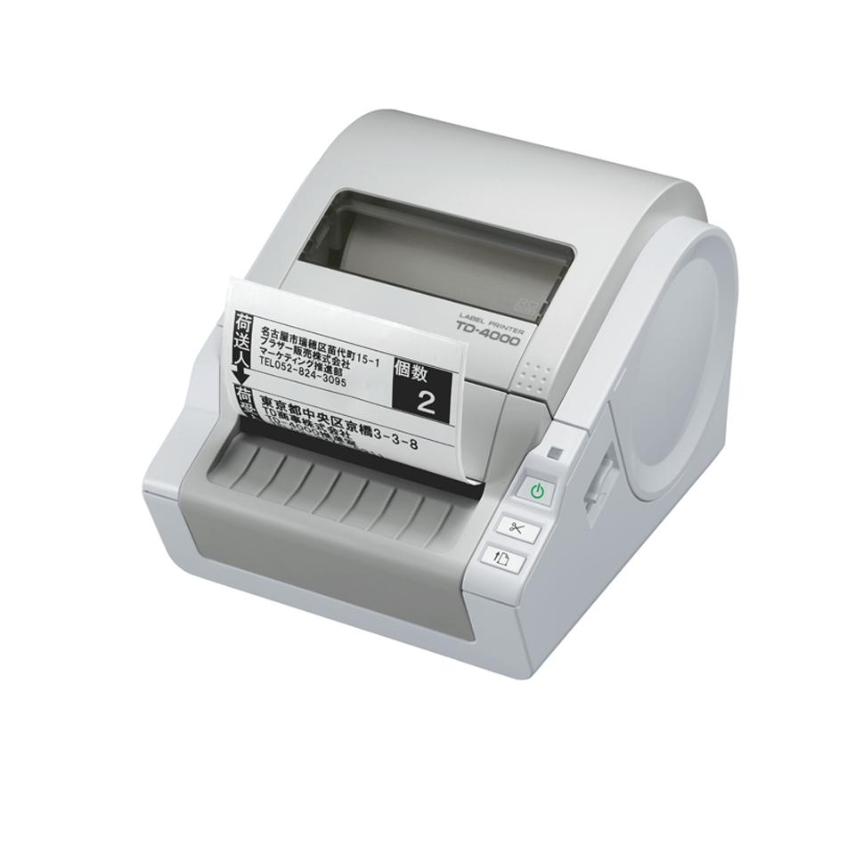 TD4000 profesjonell etikettskriver 3