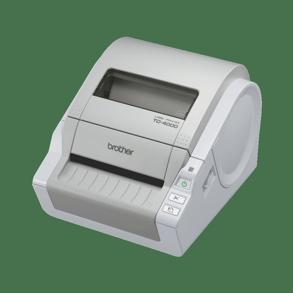 TD4000 profesjonell etikettskriver 2