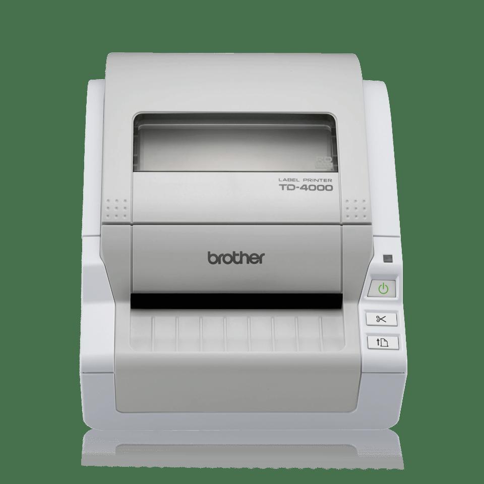 TD4000 profesjonell etikettskriver