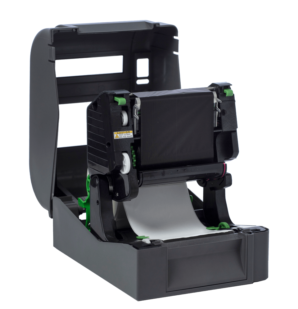 Brother TD4420TN skrivebords etikettskriver med termisk overføringsteknologi 4