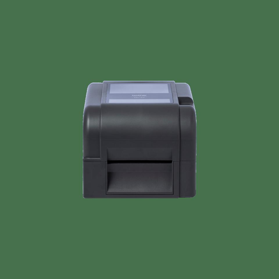 Brother TD4520TN skrivebords etikettskriver med termisk overføringsteknologi og høy oppløsning