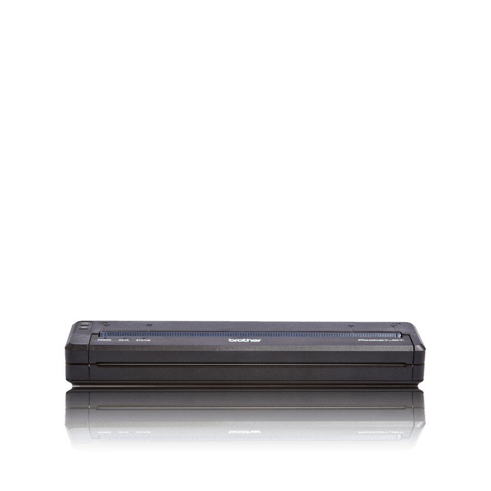 Brother PJ723 Pocketjet mobil A4 skriver front