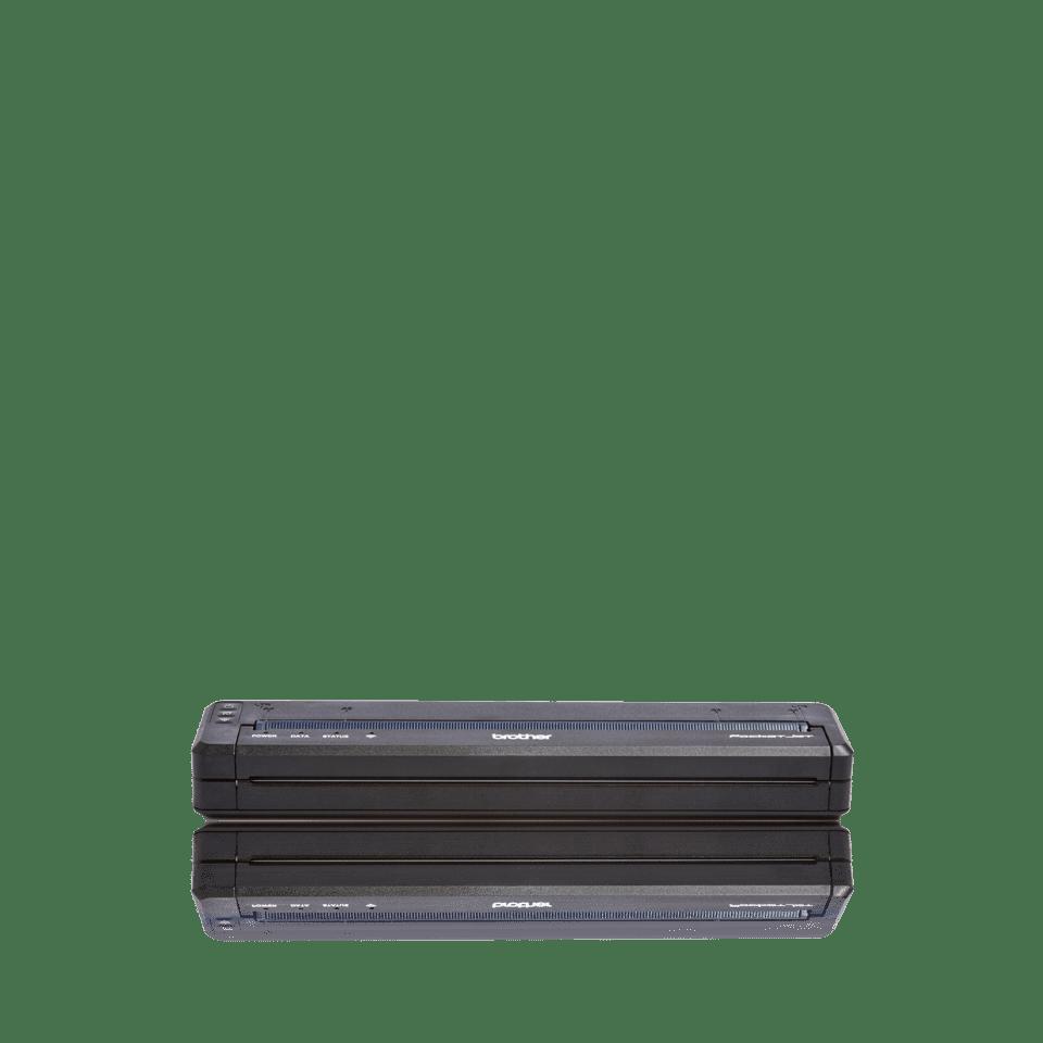 Brother PJ773 Pocketjet trådløs mobil A4 skriver med IF Design Award 2017 logo front