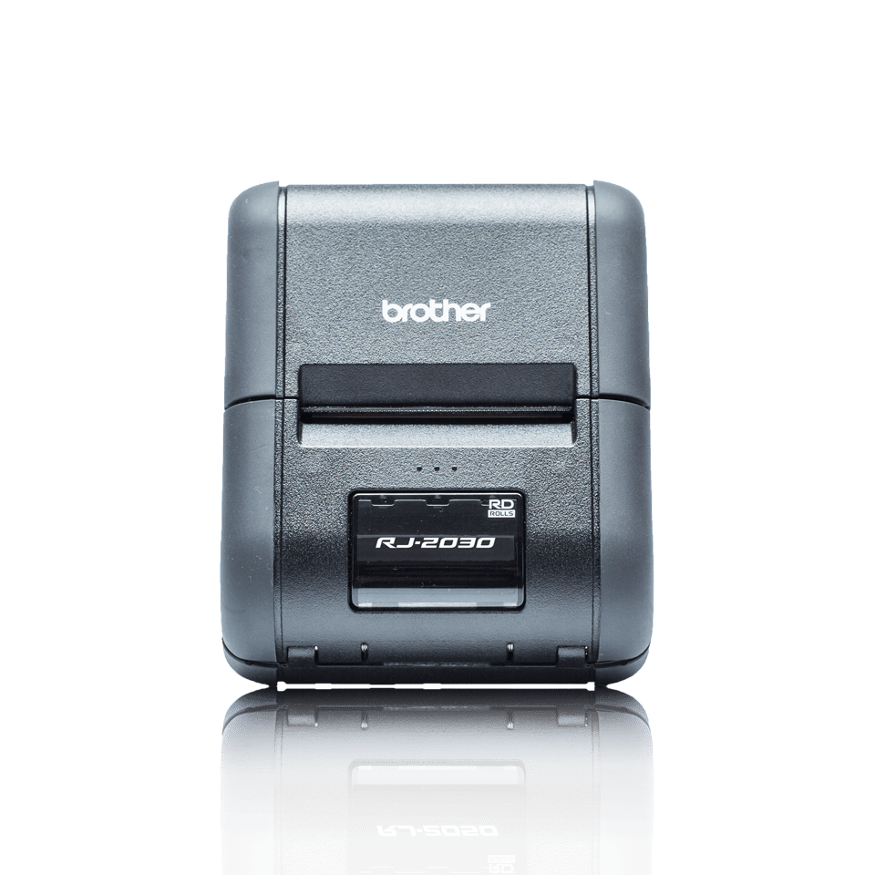 Brother RJ2030 mobil kvitteringsskriver front
