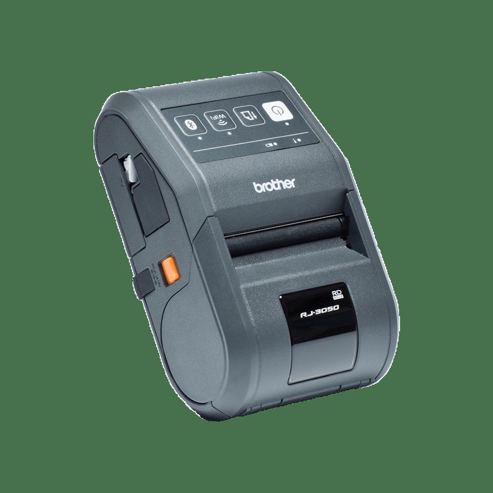 Brother RJ3050 mobil skriver for kvitteringer og etiketter 3