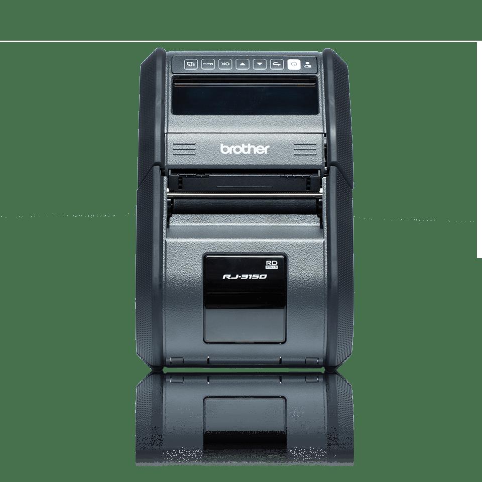 Brother RJ3150 mobil kvittering og etikett skriver 2