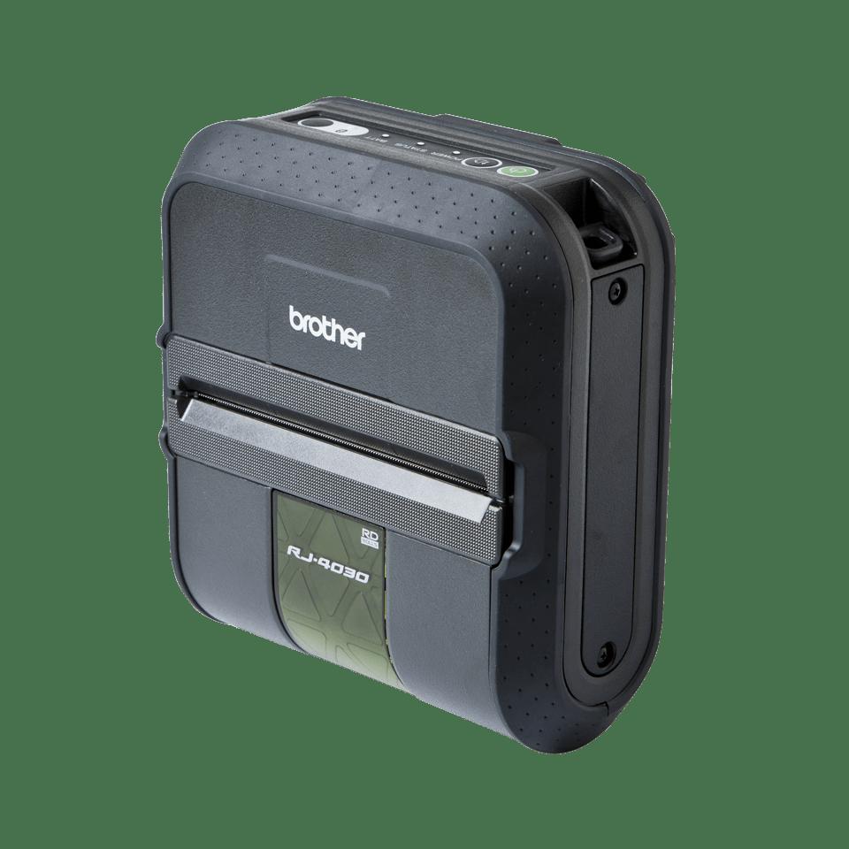 Brother RJ4030 mobil skriver for utskrift av kvitteringer og etiketter