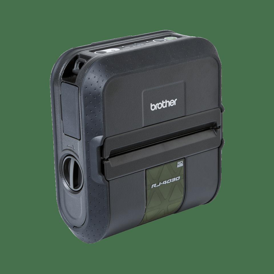 Brother RJ4030 mobil skriver for utskrift av kvitteringer og etiketter 3