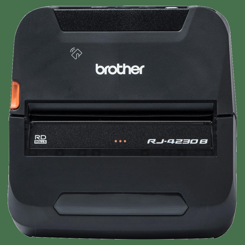 Brother RJ4230B kvitteringsskriver og etikettskriver front