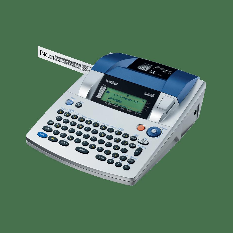 Brother PT3600 merkemaskin