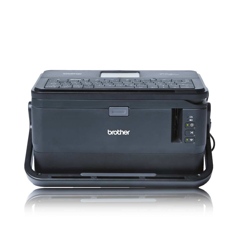 Brother PTD800W merkemaskin front