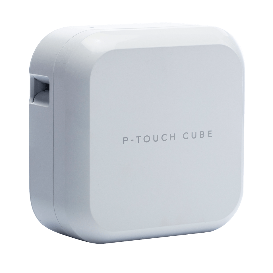 Brother PTP710BTH CUBE Plus oppladbar merkemaskin med Bluetooth 2