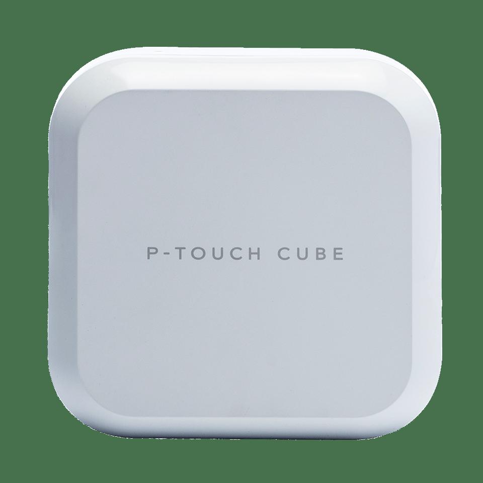 PTP710BTH CUBE Plus oppladbar merkemaskin med Bluetooth