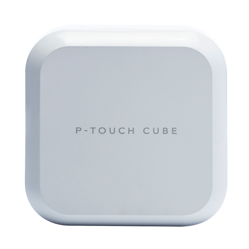 Brother PTP710BTH CUBE Plus oppladbar merkemaskin med Bluetooth