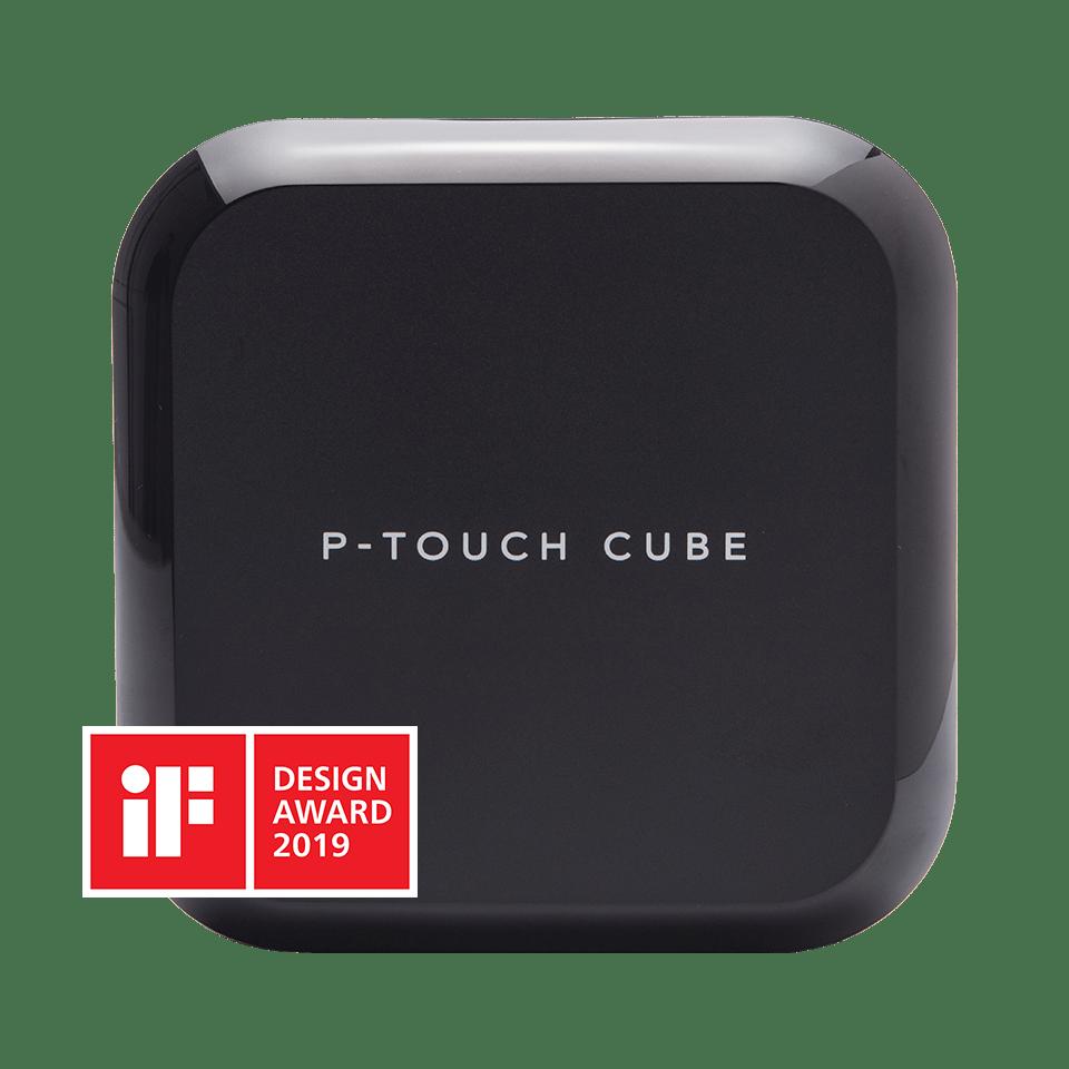 PTP710BT CUBE Plus merkemaskin med USB og Bluetooth 3