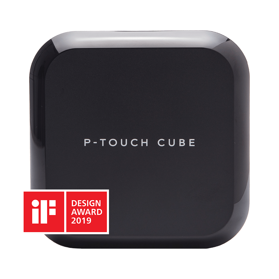 PTP710BT CUBE Plus merkemaskin med USB og Bluetooth 3
