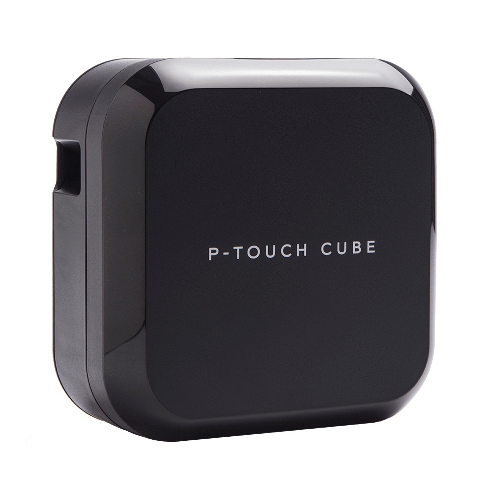 PTP710BT CUBE Plus merkemaskin med USB og Bluetooth