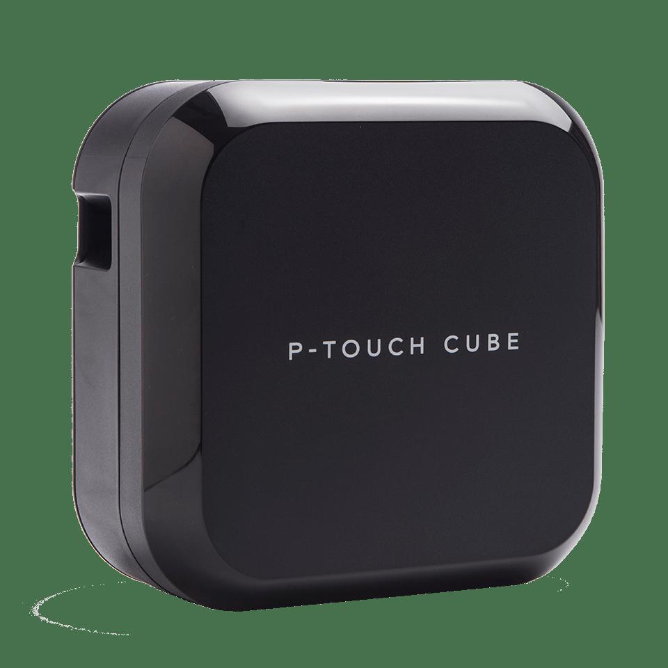 PTP710BT CUBE Plus merkemaskin med USB og Bluetooth