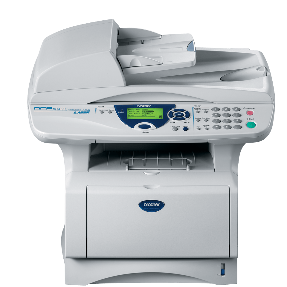 DCP-8045D 0