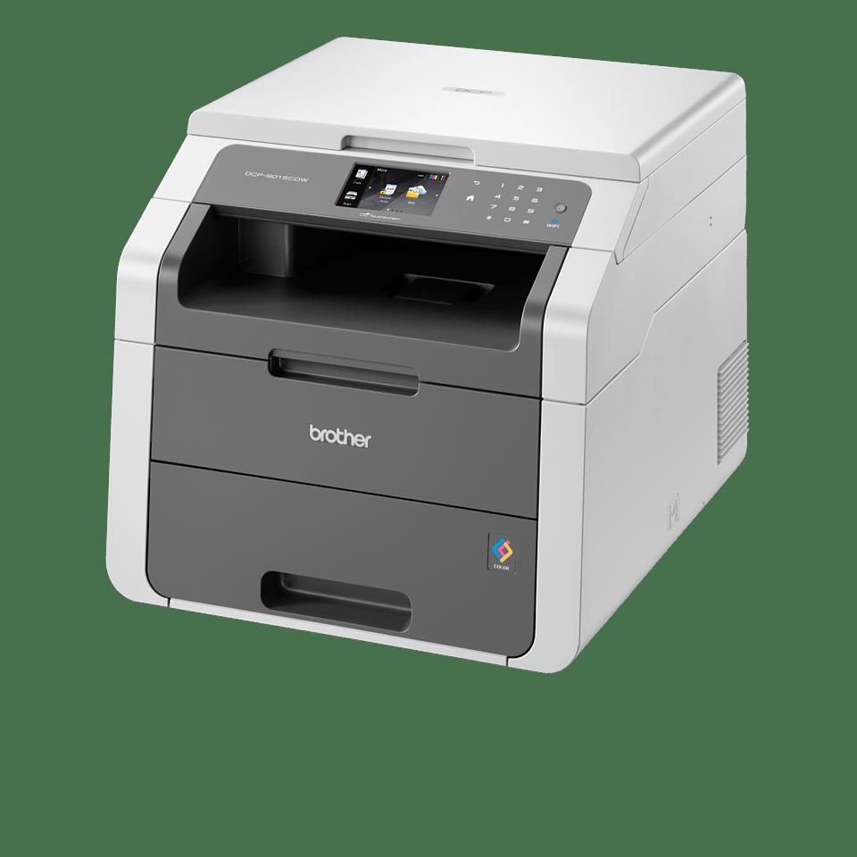 Brother DCP9015CDW trådløs multifunksjon farge laserskriver