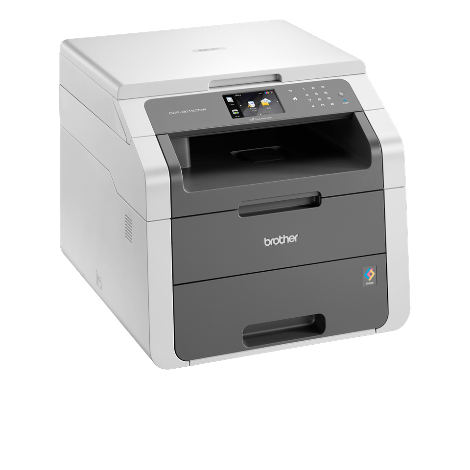 Brother DCP9015CDW trådløs multifunksjon farge laserskriver 3