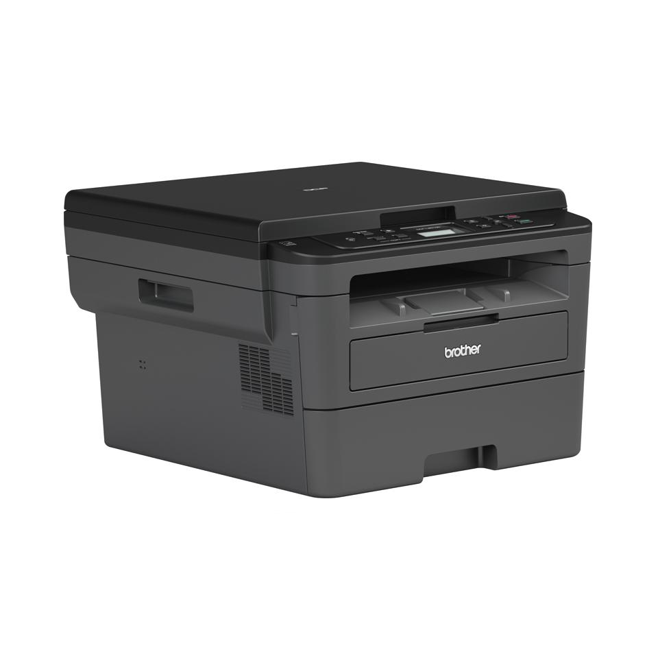 Brother DCPL2510D kompakt multifunksjon sort-hvitt laserskriver 3