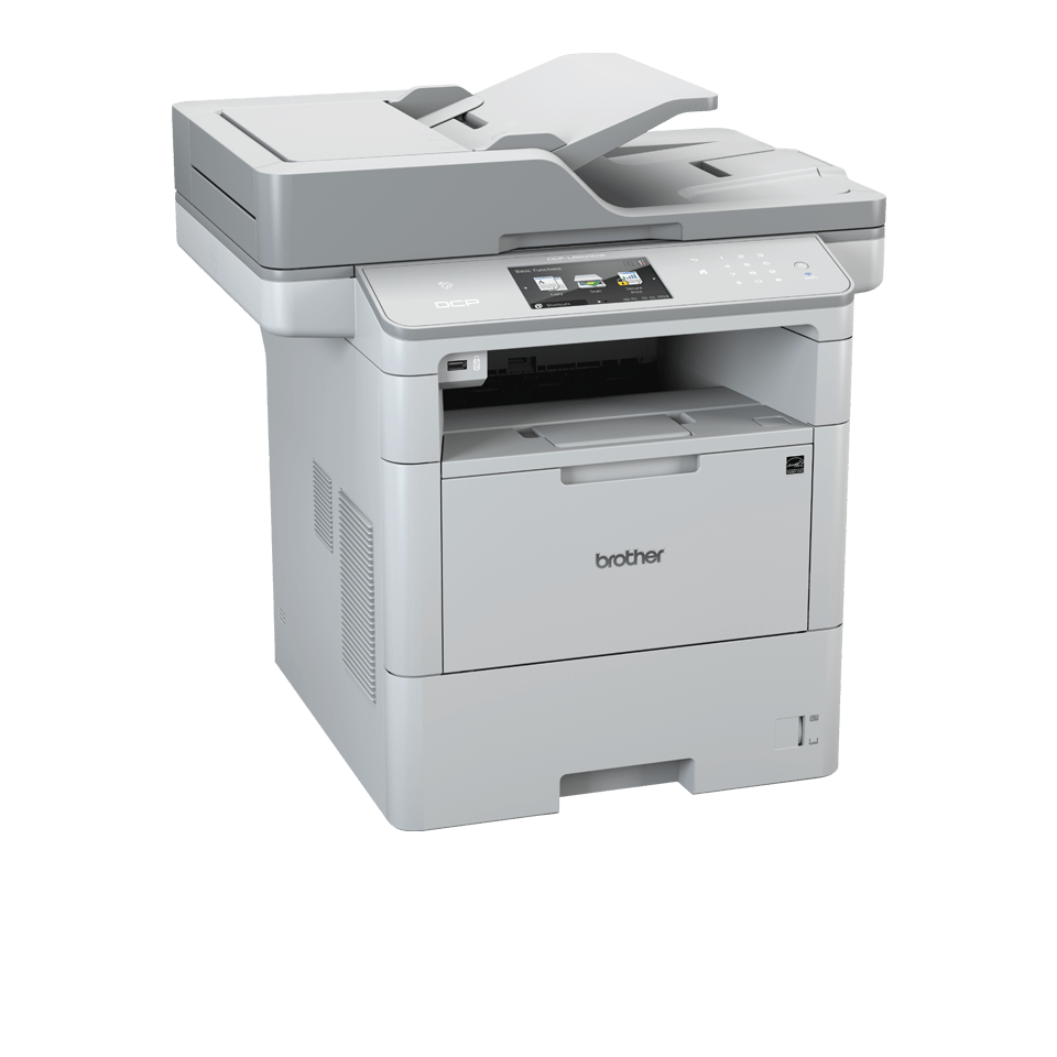 Brother DCPL6600DW multifunksjon sort-hvitt laserskriver 3